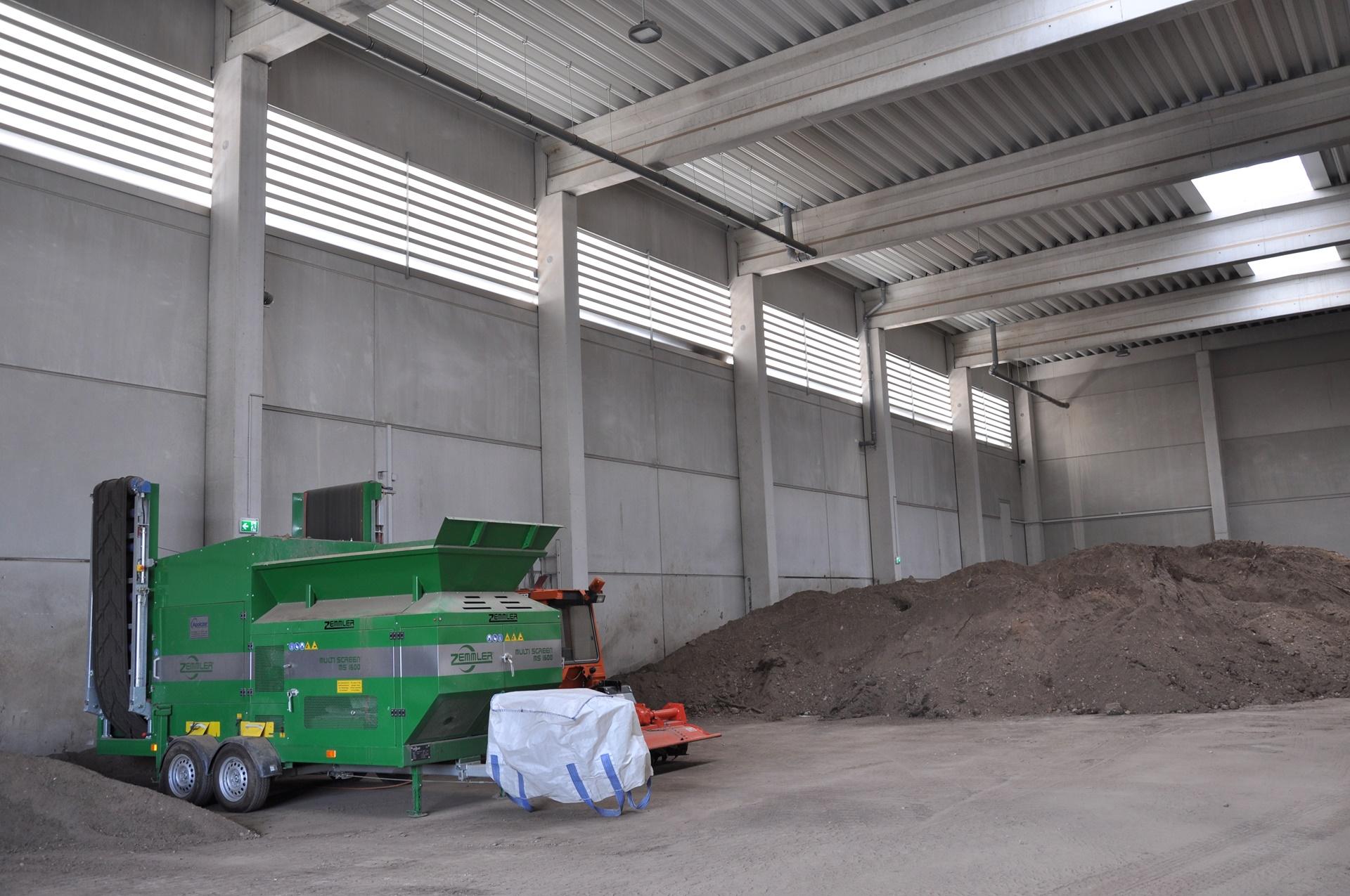 NORIS Erden und Substrate GmbH Sandgrube 05